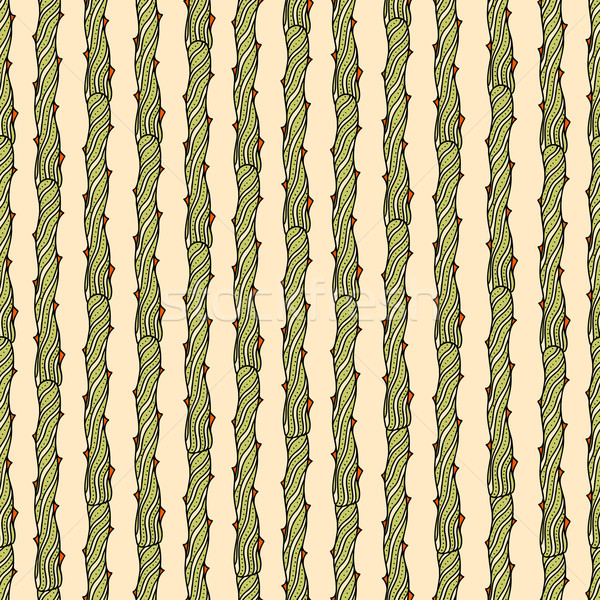 шаблон рисованной эскиз Сток-фото © frescomovie