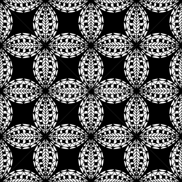 Ornament Pattern Stock photo © frescomovie