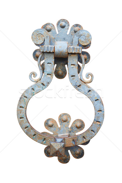 knocker Stock photo © frescomovie