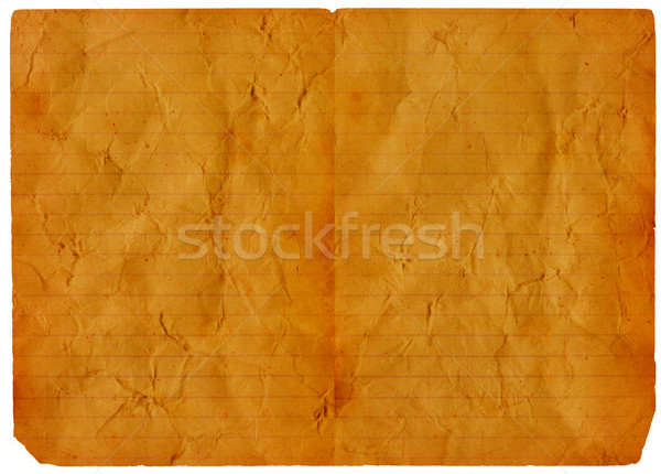 background old paper Stock photo © frescomovie