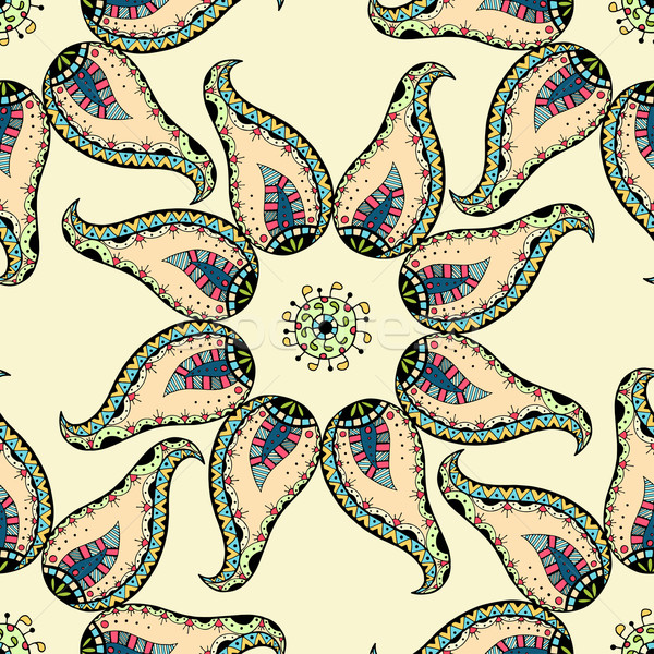 Vintage decoratief communie islam Stockfoto © frescomovie
