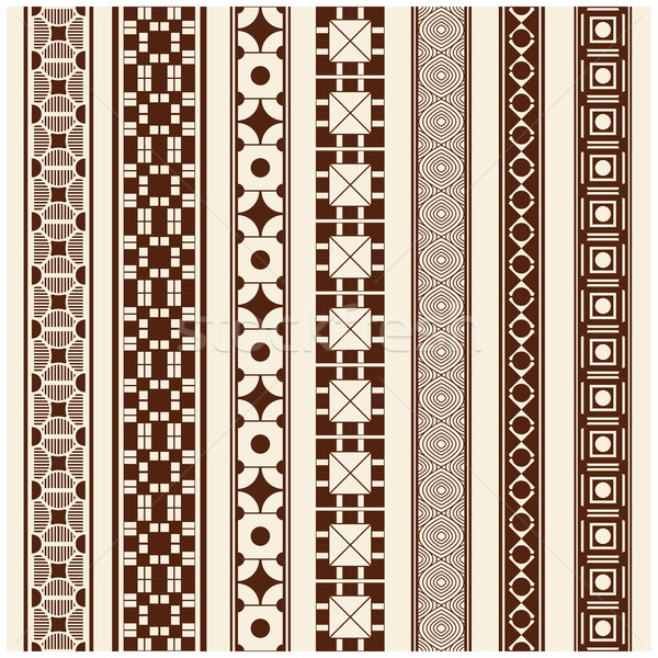 decoration elements patterns Stock photo © frescomovie