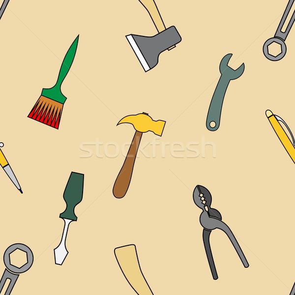 working tools Stock photo © frescomovie