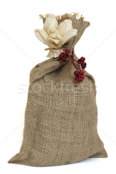 Small sack. Stock photo © frescomovie