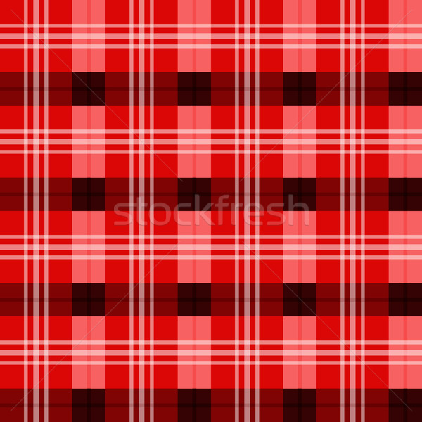 Textuur mode achtergrond weefsel doek Schotland Stockfoto © fresh_7266481