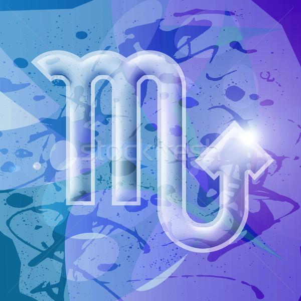 Zodiac series - Scorpio Stock photo © fresh_7266481