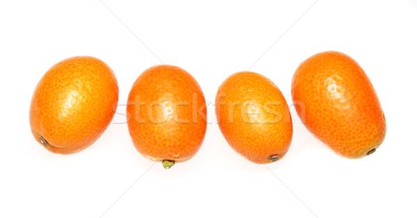 Orange fraîches saine faible Photo stock © Freshdmedia