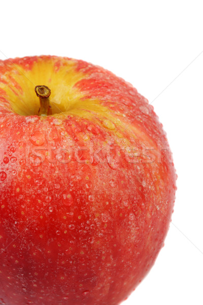 Macro shot of Gala Apple Stock photo © Freshdmedia
