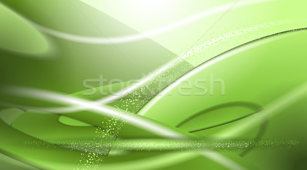 Digitale vector abstract lege groene Stockfoto © frimufilms