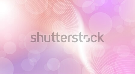 Digital vector abstract empty light pink Stock photo © frimufilms