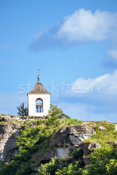 Wonderful landscape with rocks Stock photo © frimufilms