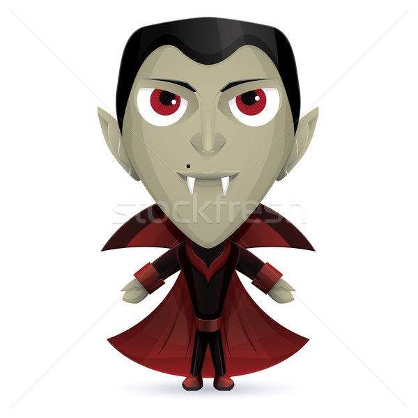 Dracula Happy Stock photo © frostyara
