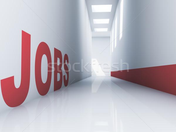 Jobs Stock photo © froxx