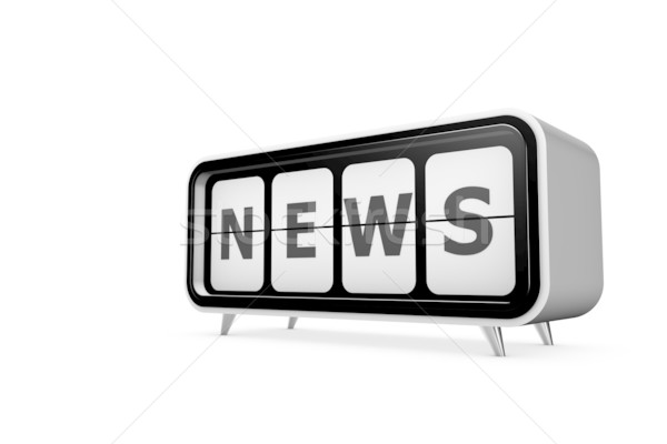 News text Stock photo © froxx