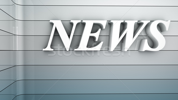 News text Stock photo © froxx