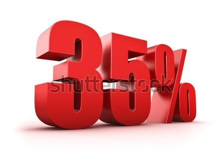 55 percent Stock photo © froxx