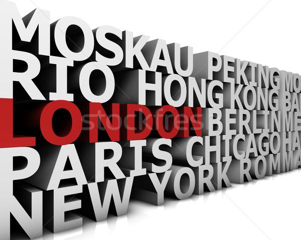 Stock photo: Metropolis London