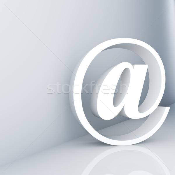 E-mail symbol Stock photo © froxx