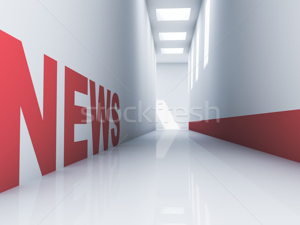 News Website Stock photo © froxx