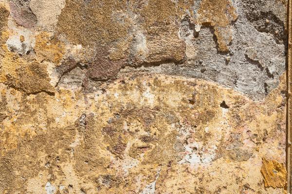 Fal textúra koszos durva absztrakt beton Stock fotó © froxx