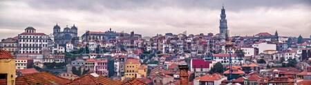 Oporto panorama Stock photo © fxegs