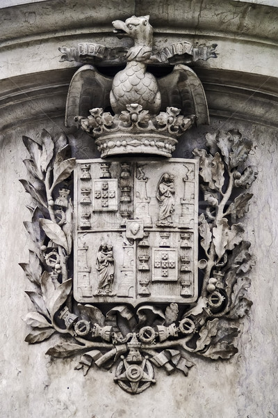 Oporto coat-of-arms Stock photo © fxegs