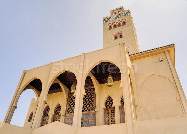 Mosque Stock photo © fxegs