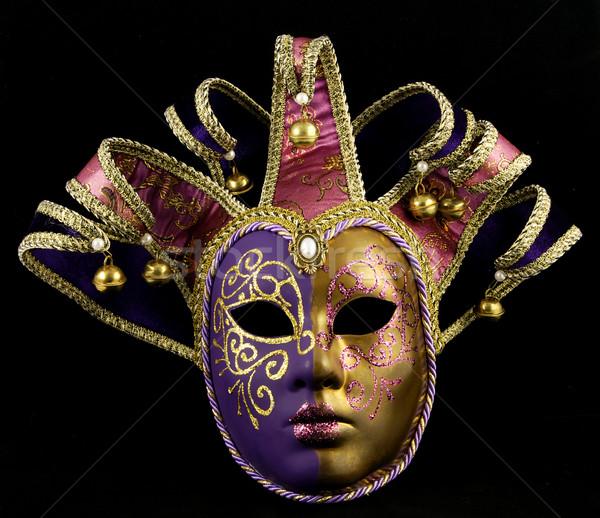 Venetian mask Stock photo © fyletto