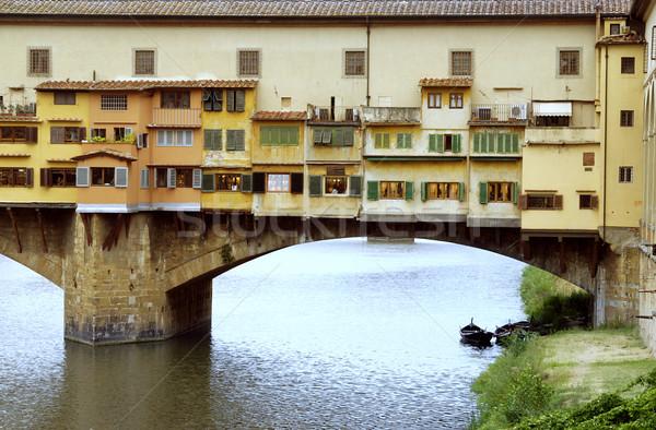 Ponte Vecchio Stock photo © fyletto