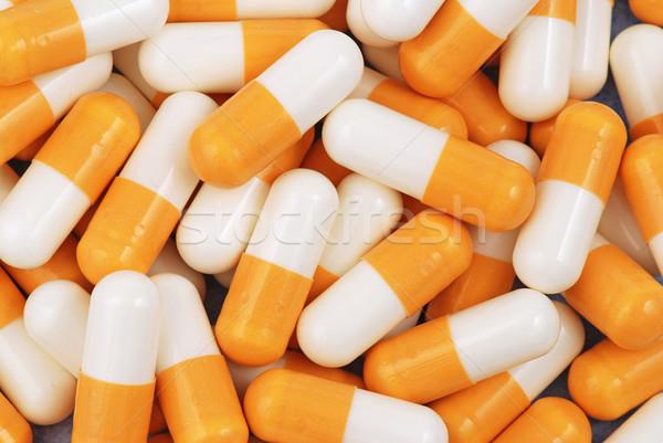Drugs Stock photo © fyletto