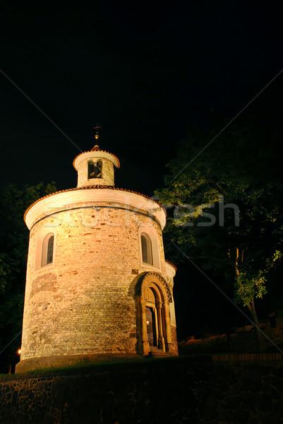 Rotunda at night Stock photo © fyletto