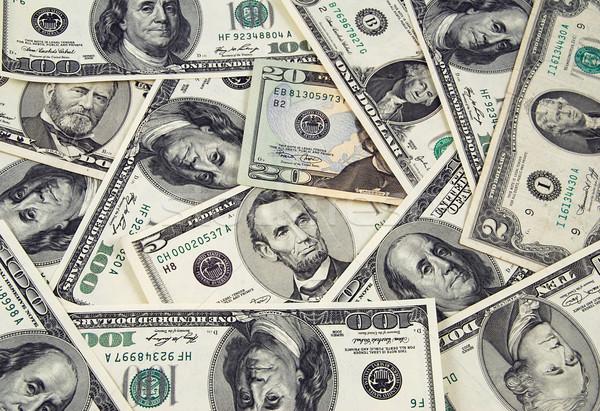 お金 米国 アメリカ ドル 1 ストックフォト © fyletto