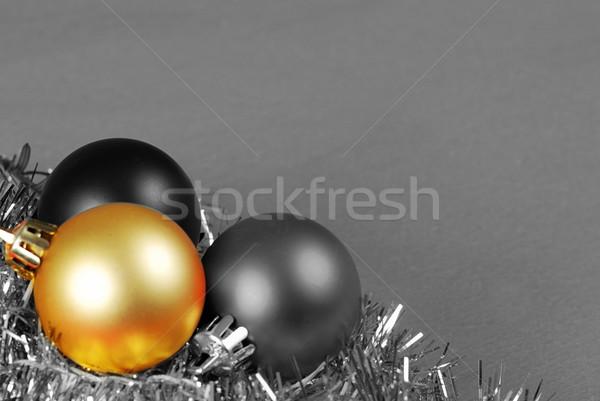 クリスマス 詳細 3  チェーン ストックフォト © fyletto