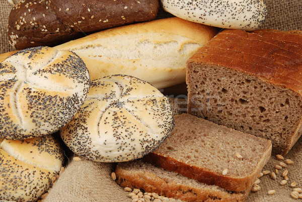 Bread Stock photo © fyletto