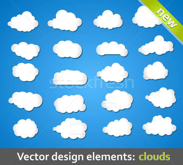 Vector Design Elements Stock photo © Fyuriy