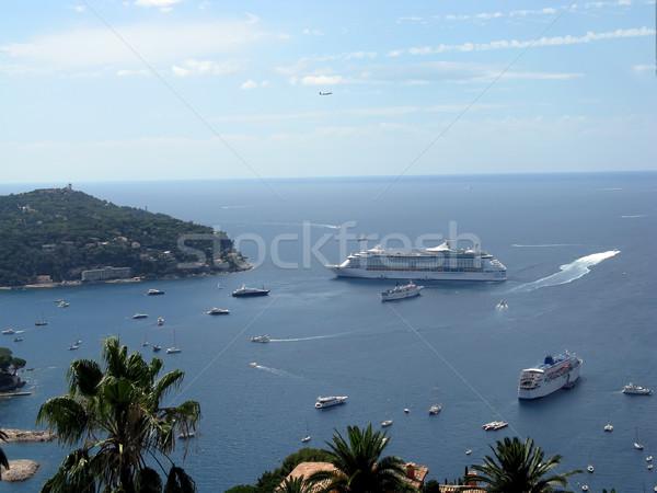 Monaco Bay Stock photo © g215