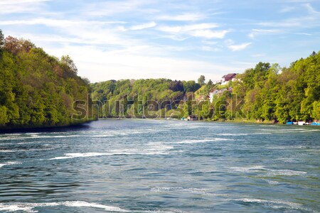 Headwaters of Rhine. Northern Switzerland. Europe Stock photo © g215