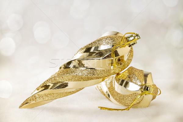 クリスマス デザイン ガラス 冬 色 ストックフォト © g215