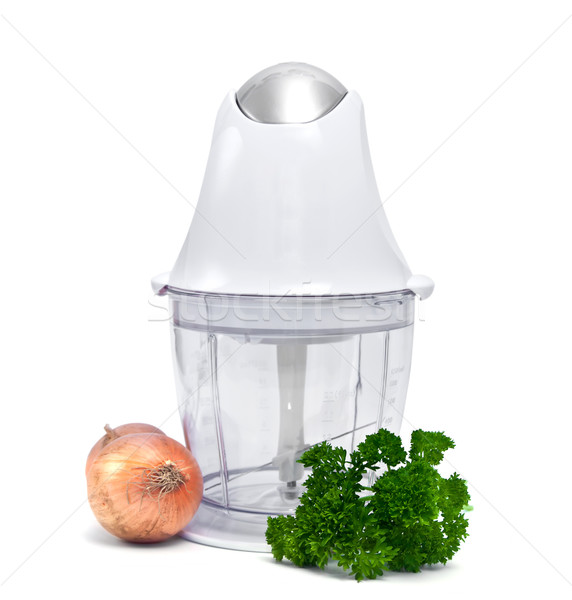 Blender isolated on a white background. Stock photo © g215