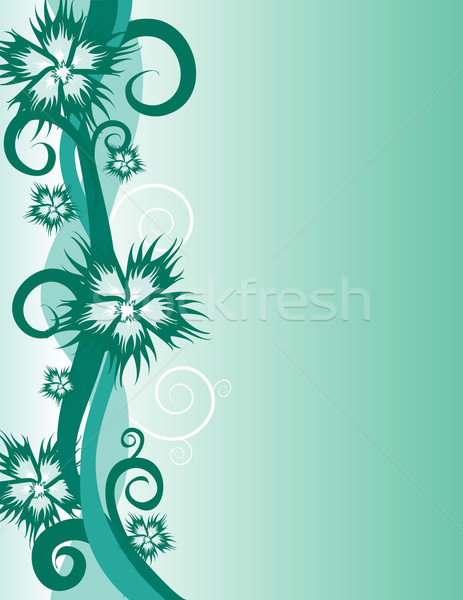Abstract flower background.  Stock photo © g215