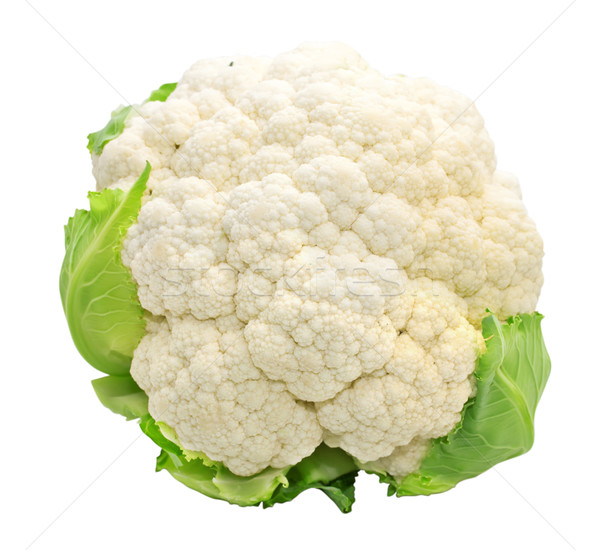 Cauliflower isolated on white background Stock photo © g215