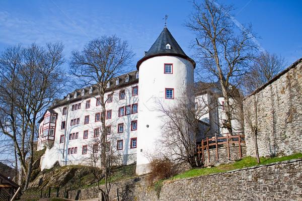Burg Bilstein Stock photo © g215