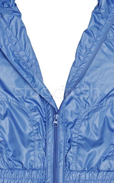 jacket with zipper Stock photo © g215