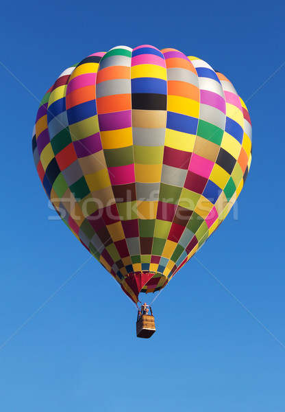 Stock photo: Colorful Hot Air Balloon