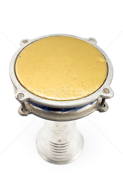 African bongo drum Stock photo © gavran333