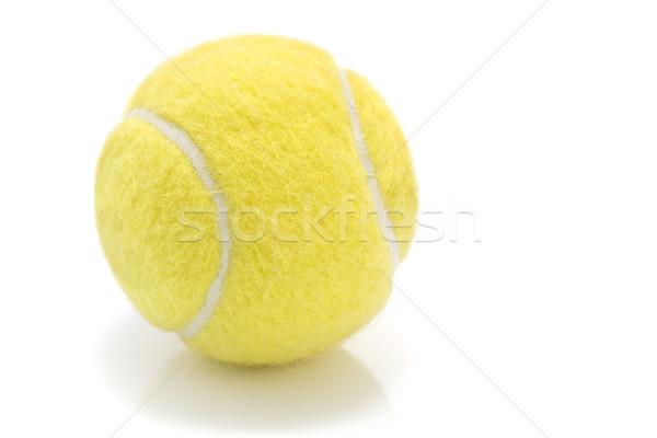 теннисный мяч белый зеленый теннис мяча жизни Сток-фото © gavran333