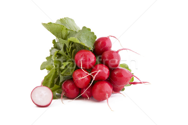 Red radish Stock photo © Gbuglok