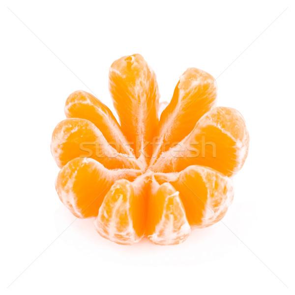 Mandarine fruit Stock photo © Gbuglok