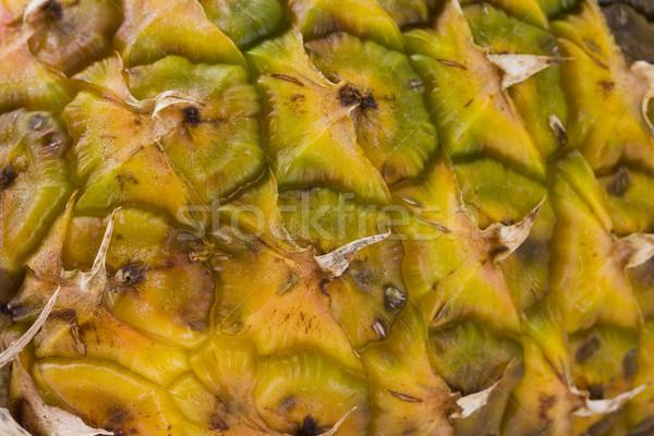 Pineapple closeup Stock photo © Gbuglok