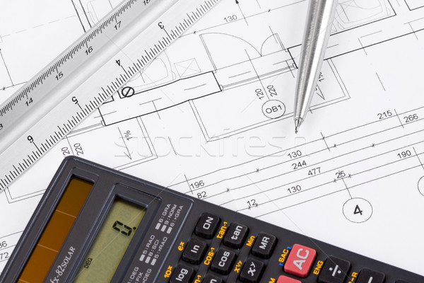 Artur wojteczek gbuglok stock photos stock images and for Blueprint estimator